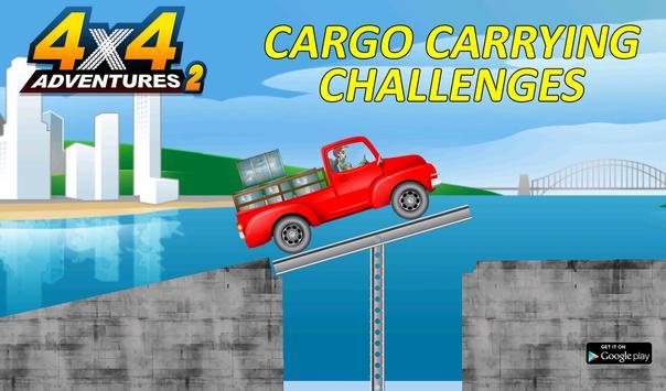 4x4 Adventures 2 screenshot 14
