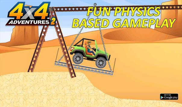4x4 Adventures 2 screenshot 17