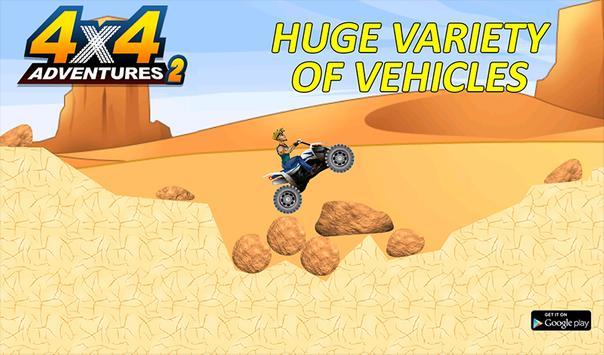 4x4 Adventures 2 screenshot 2