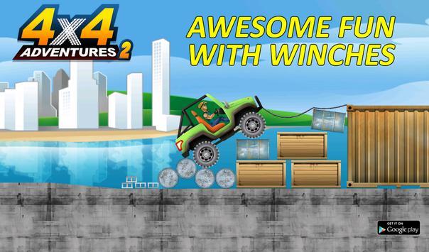 4x4 Adventures 2 screenshot 8
