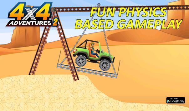 4x4 Adventures 2 screenshot 9