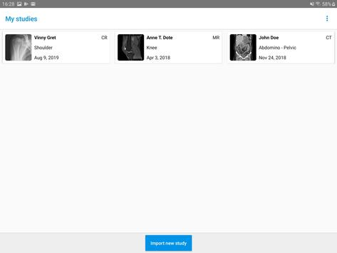 IMAIOS Dicom Viewer screenshot 4
