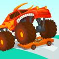 Monster Truck Go - Children racing games