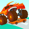 Monster Truck Go - Racing Simulator Games for kids ikona