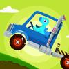 Dinosaur Truck Free आइकन