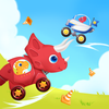 Dinosaur Smash: Bumper Cars आइकन