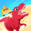 Dinosaur Guard - Jurassic! Driving Games for kids आइकन