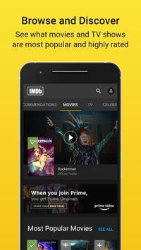 IMDb الملصق