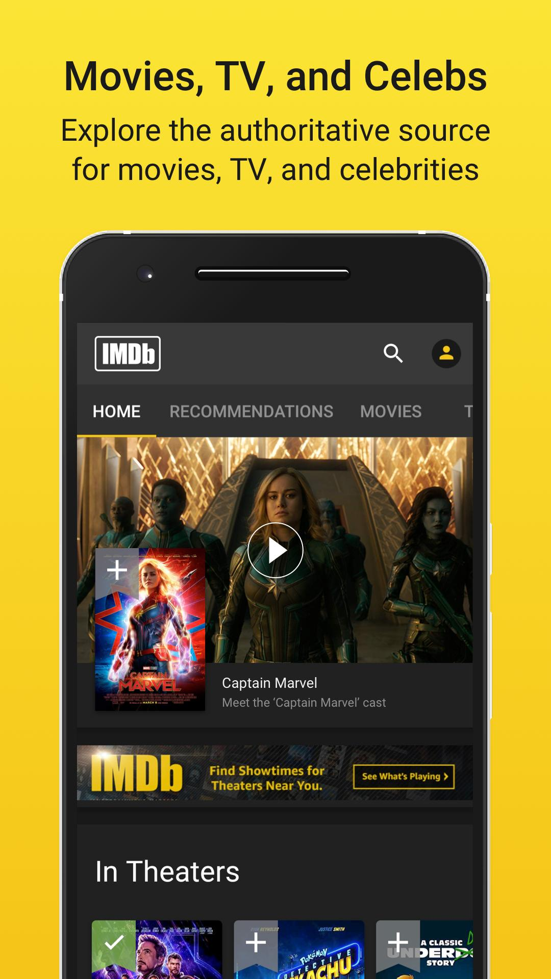 IMDb for Android - APK Download