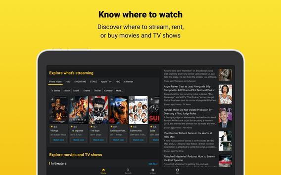 IMDb ảnh chụp màn hình 8