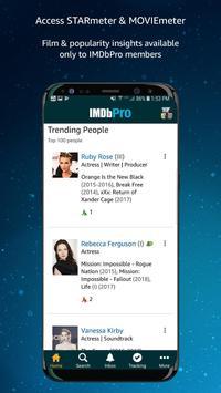 IMDbPro स्क्रीनशॉट 1