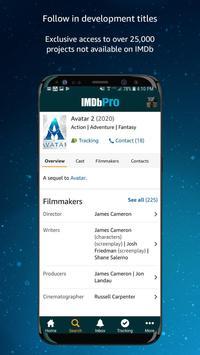 IMDbPro स्क्रीनशॉट 2