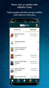 IMDbPro स्क्रीनशॉट 3