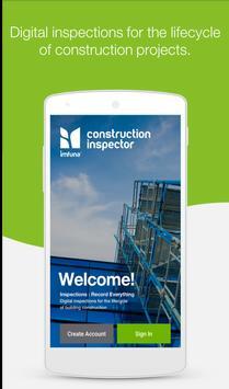 Imfuna Construction Inspector poster