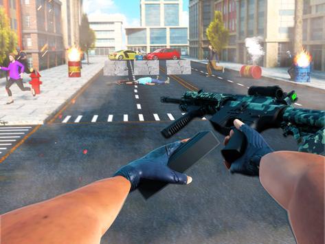 City Mafia Gangster Shooting screenshot 5