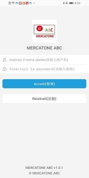 MERCATONE ABC screenshot 1