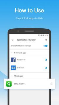 Notification Manager imagem de tela 7