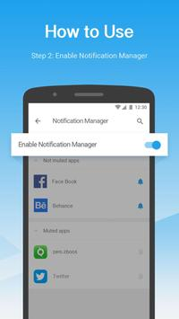 Notification Manager imagem de tela 6