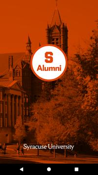 Syracuse University Events poster