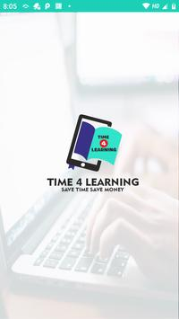 time4learning poster