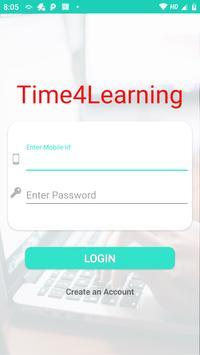 time4learning screenshot 1
