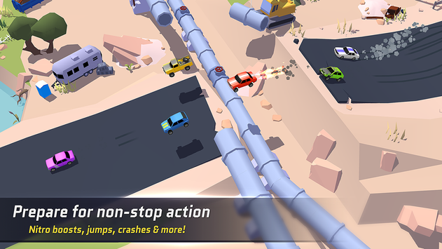 SkidStorm—Multiplayer screenshot 5