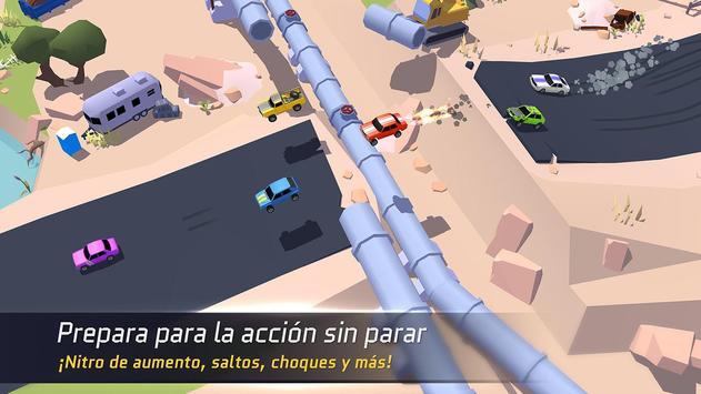 SkidStorm—Multi-jugador captura de pantalla 5
