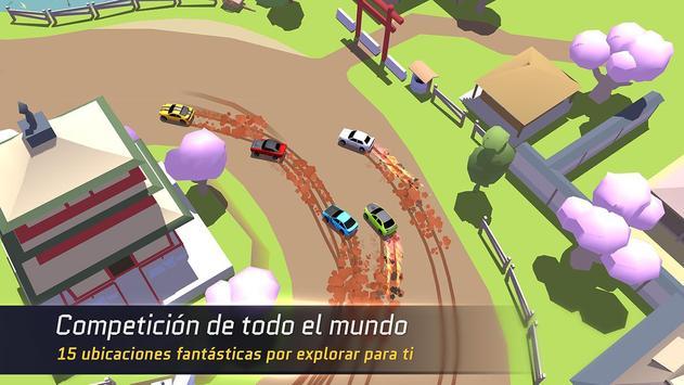 SkidStorm—Multi-jugador captura de pantalla 3
