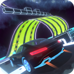 Impossible Car Drive: Track Builder APK