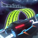 Impossible Car Drive: Track Builder APK