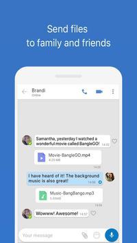 imoの無料ビデオ通話とチャット スクリーンショット 2