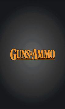 Guns & Ammo Magazine poster