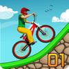 不可能な自転車スタントBMXゲーム アイコン