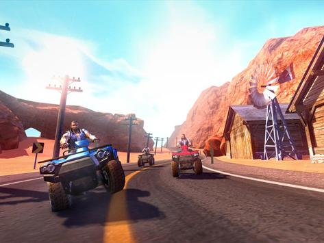 ATV Quad Bike screenshot 5