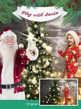 Your photo with Santa Claus screenshot 11
