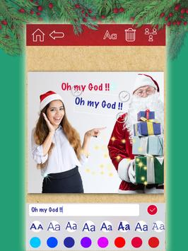 Your photo with Santa Claus screenshot 9