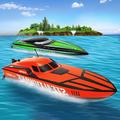 Boat Racing 2019: 3D Speed Boat Racing Games