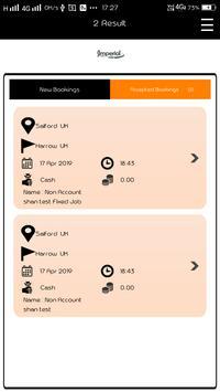 Imperial Ride Driver App screenshot 1