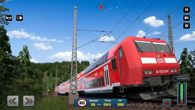 City Train Driver Simulator 2019 screenshot 14