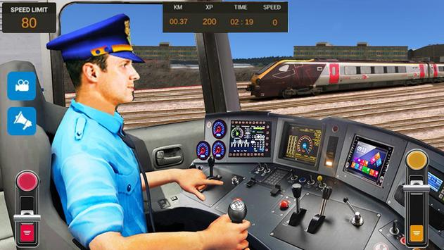 City Train Driver Simulator 2019 screenshot 16