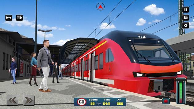 City Train Driver Simulator 2019 screenshot 17