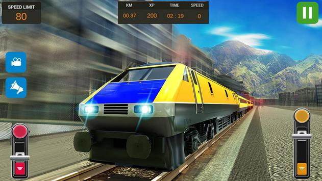 City Train Driver Simulator 2019 screenshot 1