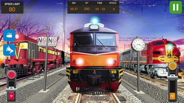 City Train Driver Simulator 2019 screenshot 3