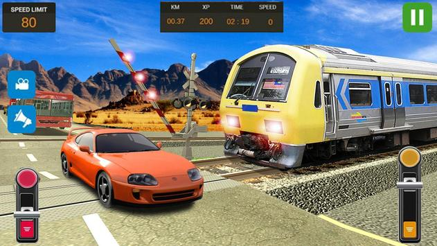 City Train Driver Simulator 2019 screenshot 4