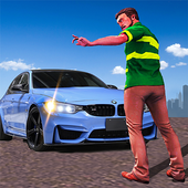 3D Driving School Simulator: City Driving Games icon