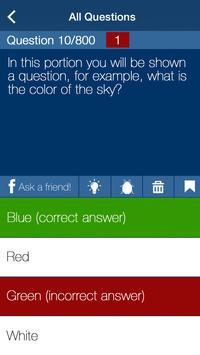 CCNA Exam Practice Questions screenshot 3