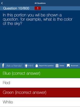 CCNA Exam Practice Questions screenshot 7