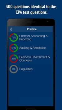CPA Exam Bank 2020 - CPAs Prep Review Edition Screenshot 1