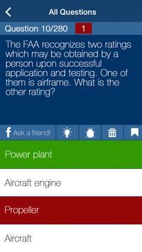 AMT: Aviation Technician Exam स्क्रीनशॉट 2