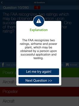 AMT: Aviation Technician Exam स्क्रीनशॉट 8